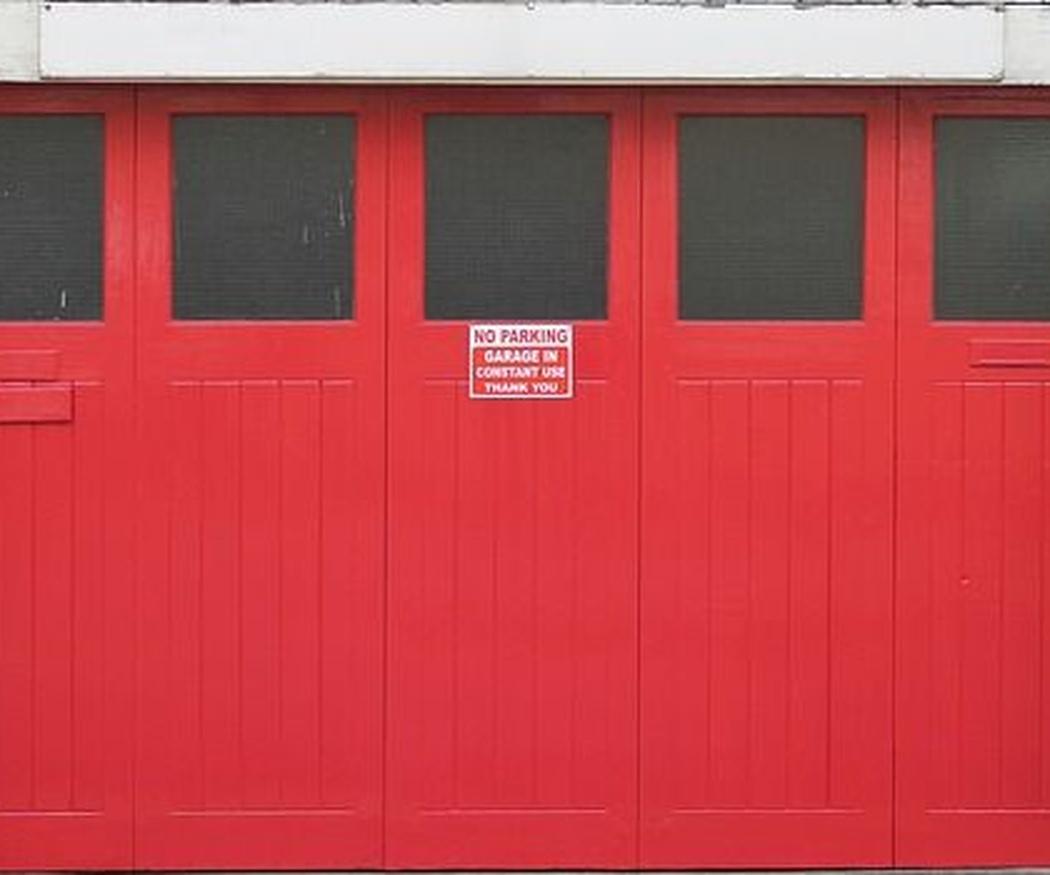 Consejos para el mantenimiento de las puertas de garaje automáticas