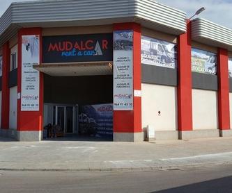 Nuestra flota: Servicios de MUDALCAR     rent a car