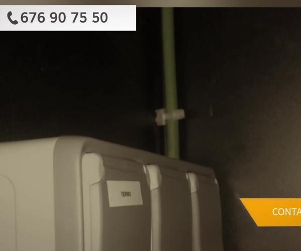 Empresas de electricidad en Valencia | Instalaciones Garter