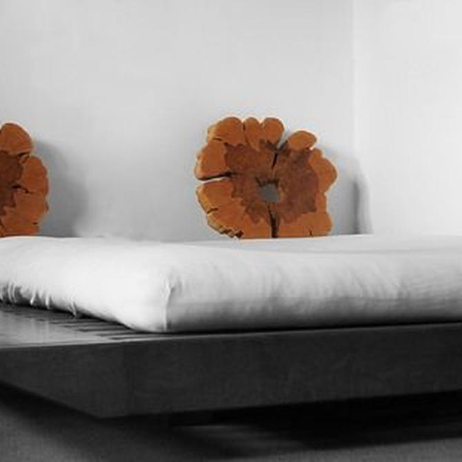 La historia del futón