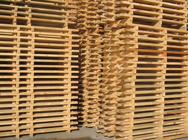Fabricación palets León