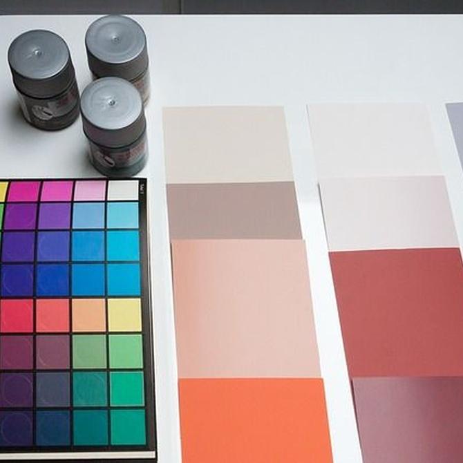 El color y el espacio
