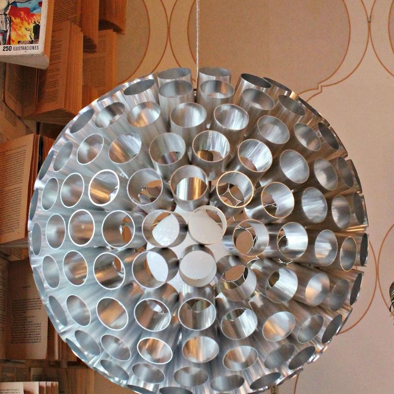Lámpara años 80 REF: LAM336:  de Ruzafa Vintage
