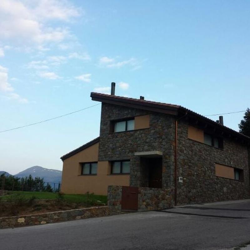 Construcción viviendas: Servicios de Construccions LL Cutrina