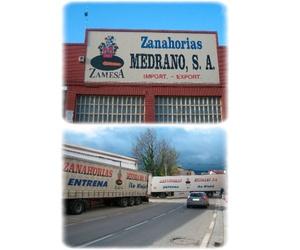 Zanahorias Medrano, mayorista de zanahorias en La Riona