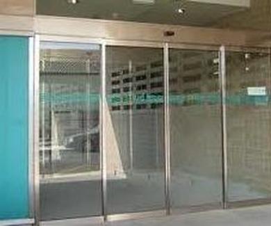 ATENCIÓN NEGOCIOS: Si tiene un negocio donde dispones de una puerta automática de acceso peatonal.