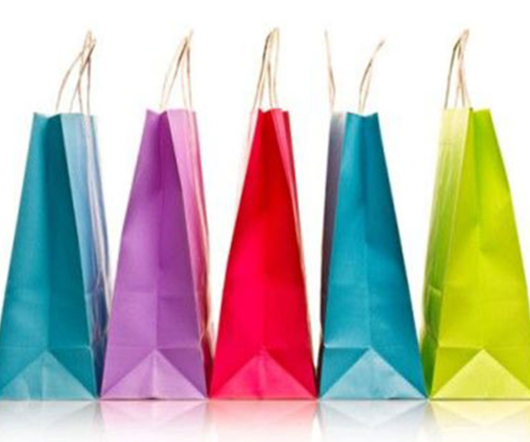 Tipos de bolsas de papel