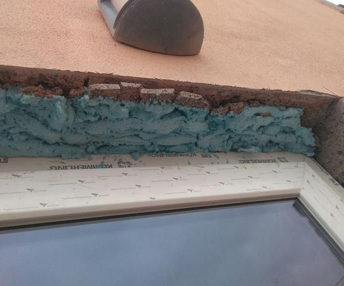 Obras terminadas: ALUMINIO - PVC de ALUMINIOS CARPAL