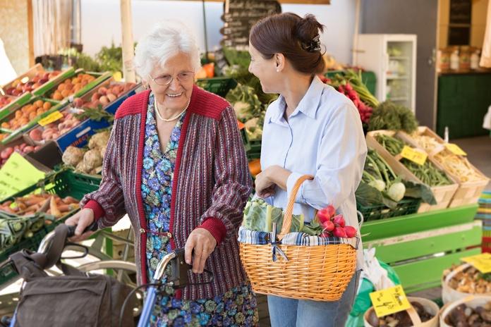 Atención a las tareas del hogar: Servicios de Address Assist