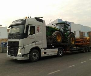 Transporte de mercancías