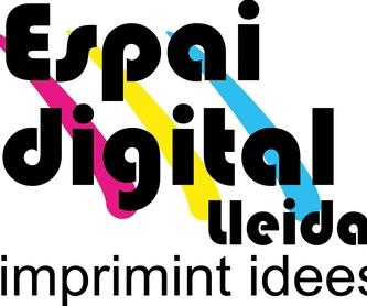 Estampación téxtil: Publicidad a medida de Espai Digital Lleida