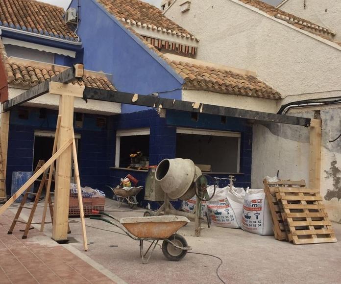 Reformas: Trabajos de Carpintería Isidro Coy