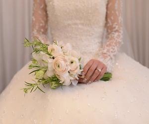 Ramos y tocados de novia