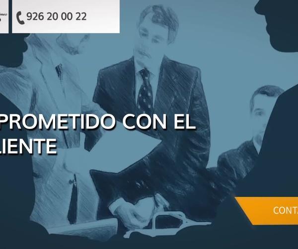 Despacho de abogados en Ciudad Real | Abogado Gonzalo Frías