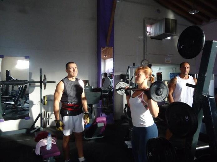 Musculación: Actividades de Gimnasio Guitart