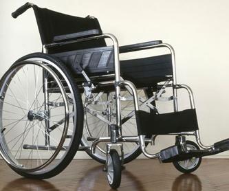 Reparaciones: Productos y servicios de Artículos de Ortopedia Valdepeñas
