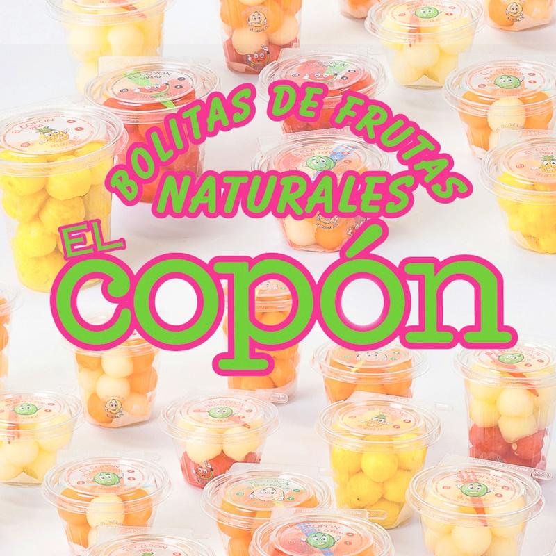 Bolitas de frutas