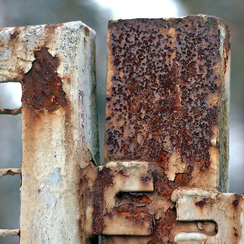 Esmalte en hierro: Servicios de Pinturas y Lacados Hermanos Soriano