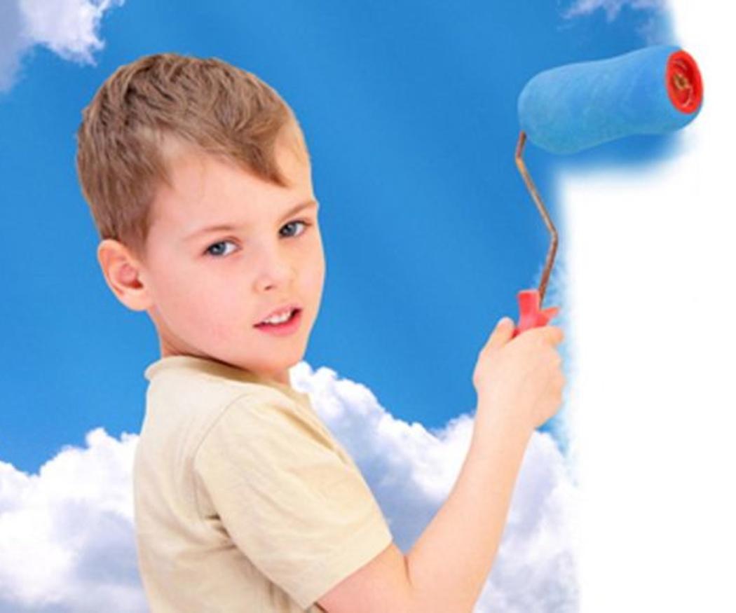 Consejos sobre cómo pintar la habitación de los niños