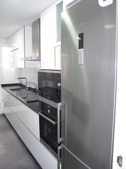 Muebles de Cocina - Proyecto realizado Leganes: PROYECTOS REALIZADOS de Diseño Cocinas MC