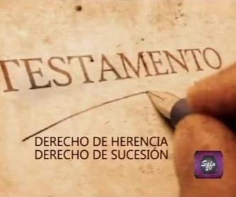 ACEPTACIÓN DE HERENCIA TESTADA O AB INTESTATO: Especialidades de Santos & Sardà Abogados