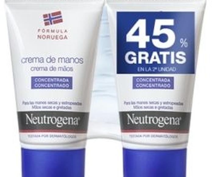NEUTROGENA crema manos: Productos y Promociones de Farmacia Lucía