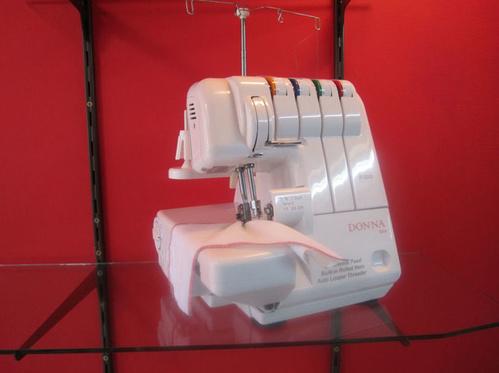 Reparación y venta de máquinas de coser domésticas