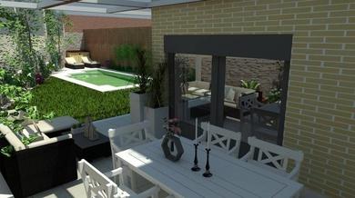 Diseño de jardines 3D