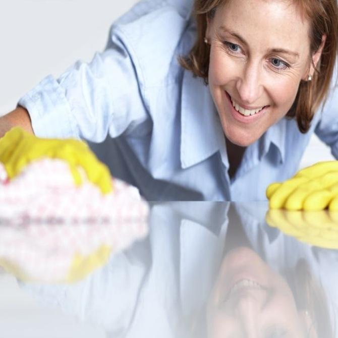 ¿Por qué tener una empleada de hogar interna?