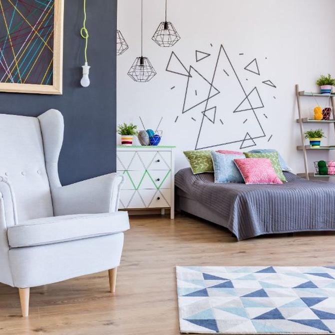 Quita el gotelé y renueva el estilo de tu hogar
