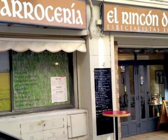 Galería de Arrocerías en Zaragoza | El Rincon De Luis