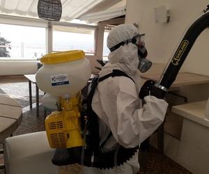 Nuevo Servicio. Sistema de desinfección por OZONO. COVID 19