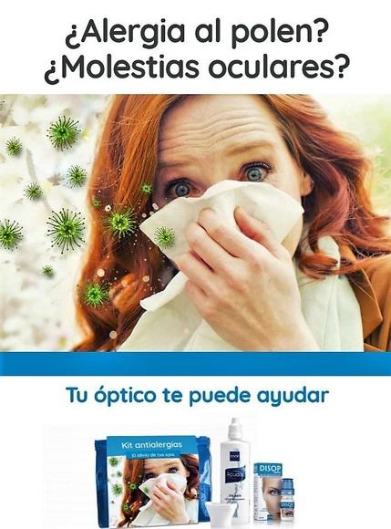 Imagen campaña alergias 2018