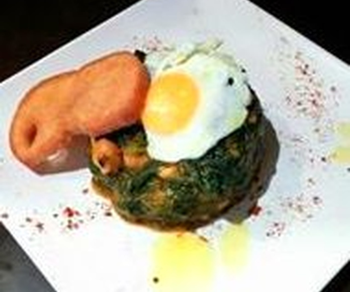 Tapas: Carta de Bernardo Restaurante - Entrevinosytapas