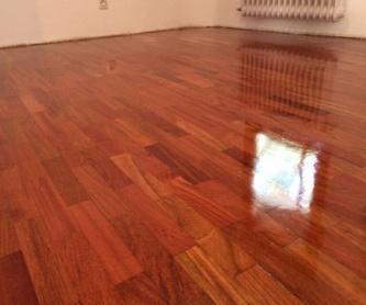 Coloreados de suelos de madera: Acuchillado, Tarimas y parquet de Woodmagik