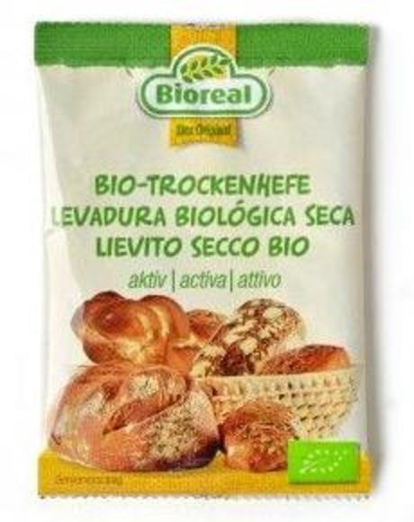 BIOREAL, Levadura para pan y bolleria: Catálogo de La Despensa Ecológica