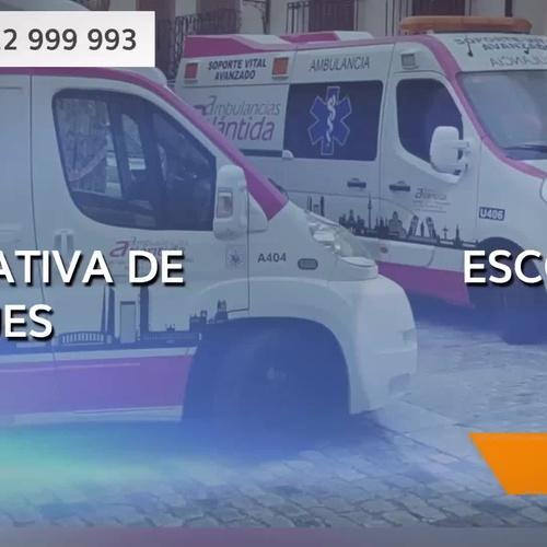 Servicio de ambulancias Toledo