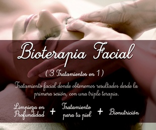 Bioterapia Facial Activa