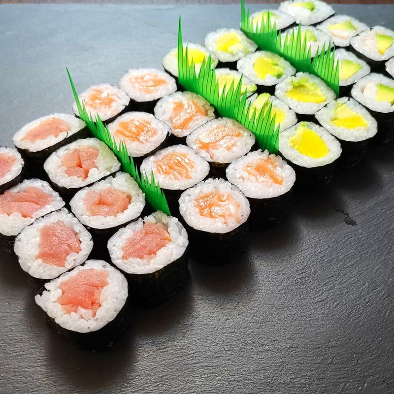 Maki: Platos de My Sushi