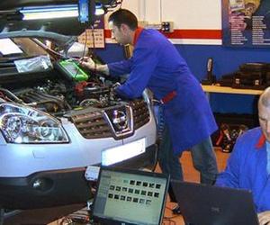 Servicio de electricidad del automóvil en en Noáin (Navarra)