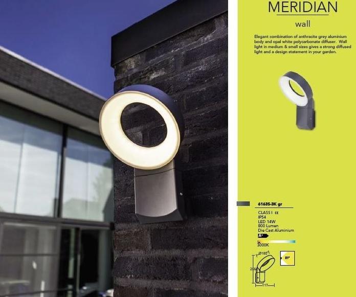 """Modelo """" MERIDIAN """": Productos de Centro Led Almería"""