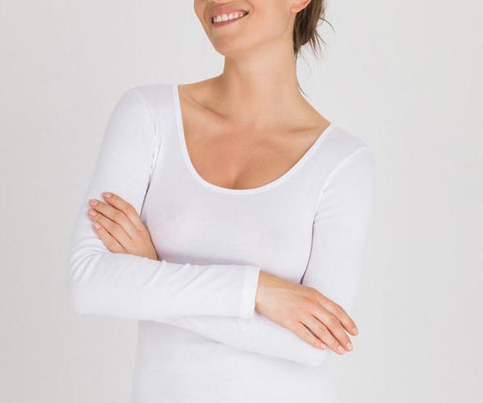 Camiseta manga larga Playtex