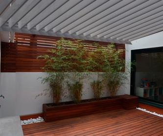 Instalación: Productos y Servicios  de Alfa instaladores : Toldos Cortinas De Cristal Bioclimatica Techos Móviles Y Fijos