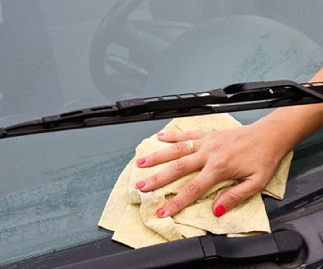 Pautas para limpiar el parabrisas