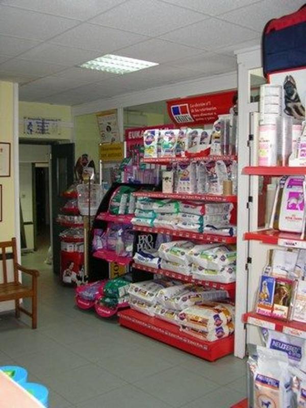Tienda especializada: Servicios de Clínica Veterinaria San Antonio