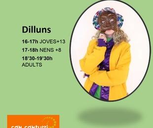 teatre per a nens i nenes de 8 a 12 anys i adults