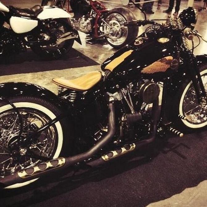 En 2014 se celebrará el I Campeonato de España de Customizadores de Motos