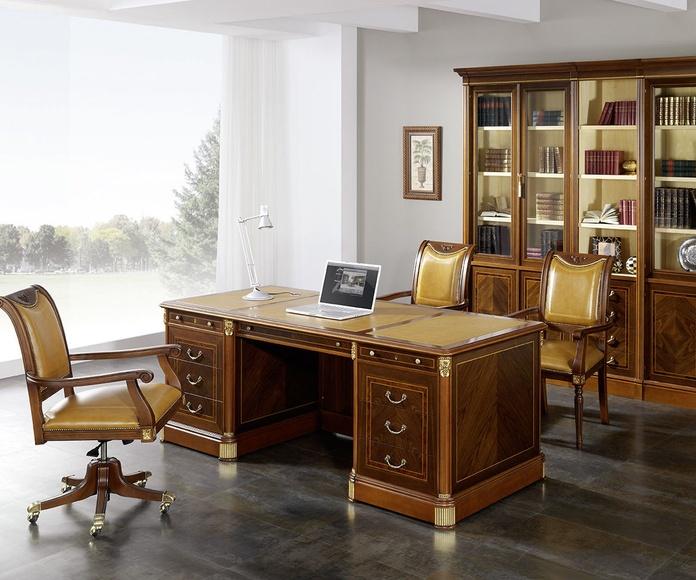 Mesa despacho mod 82 orfeo