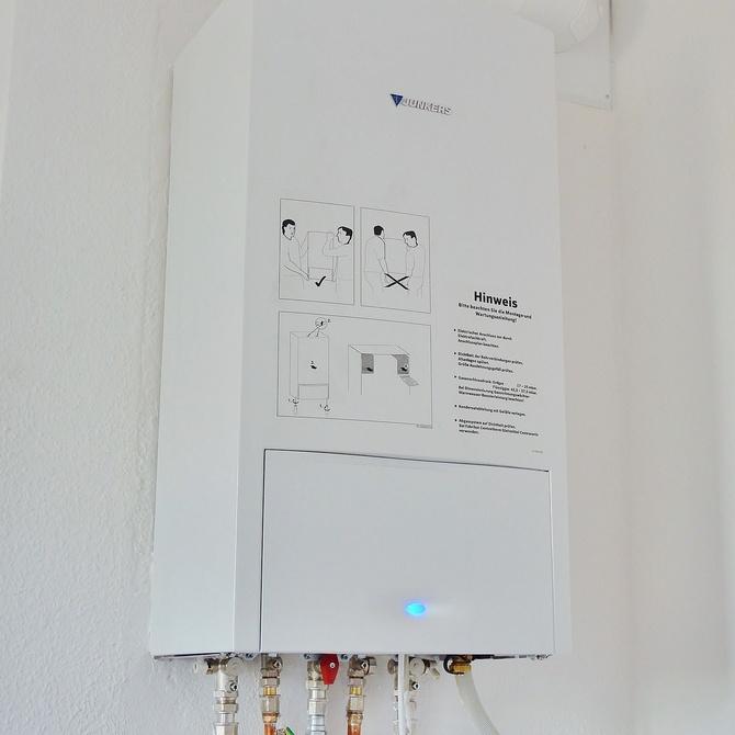 Las averías más comunes de los calentadores de gas