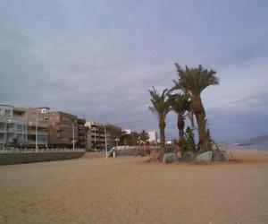 Hostal con vistas al Mediterráneo en Garrucha